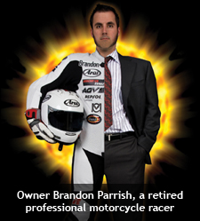 Brandon Parrish | Owner | Broker